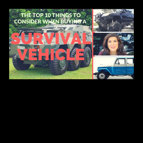 The Top 10 Things to Consider When Buying a Survival Vehicle